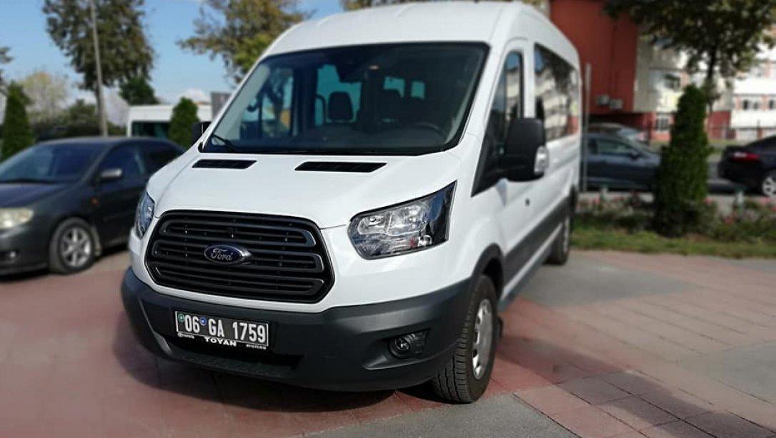 Ford Transit yolcu - karayolu taşımacılığı dünyasında güvenilir yardımcınız